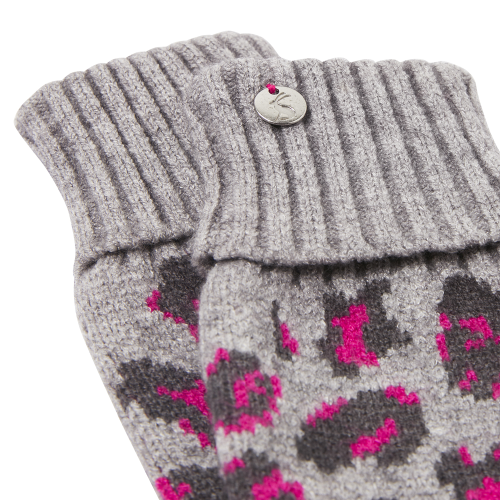 Joules Trissy Jacquard Gloves