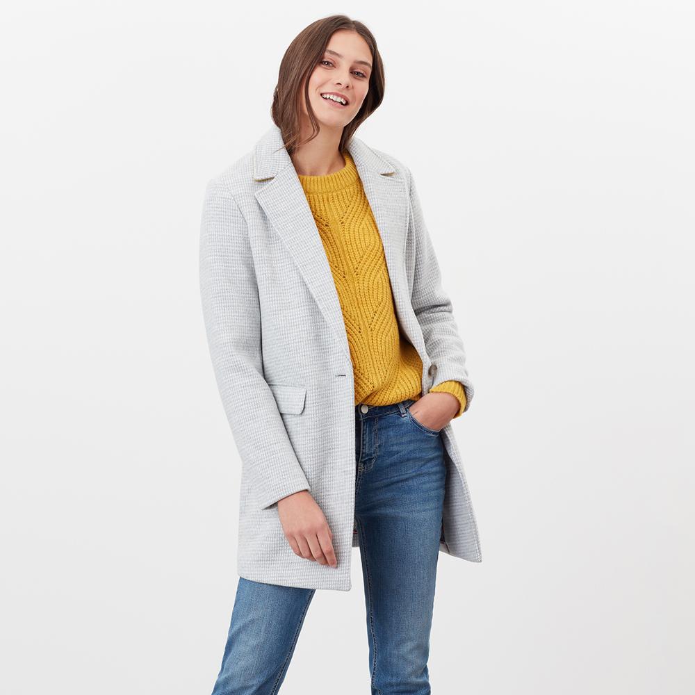 Joules Eve Wool Coat