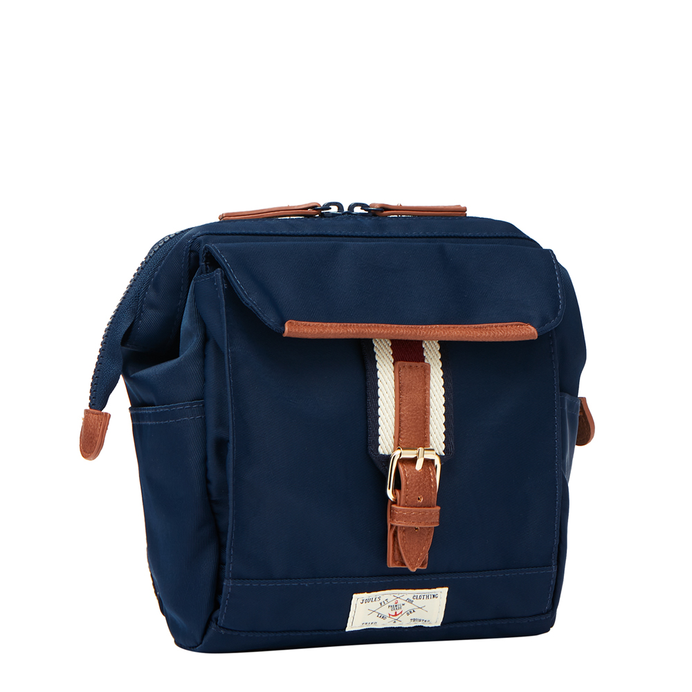 Joules Wells Cross Body Canvas Bag