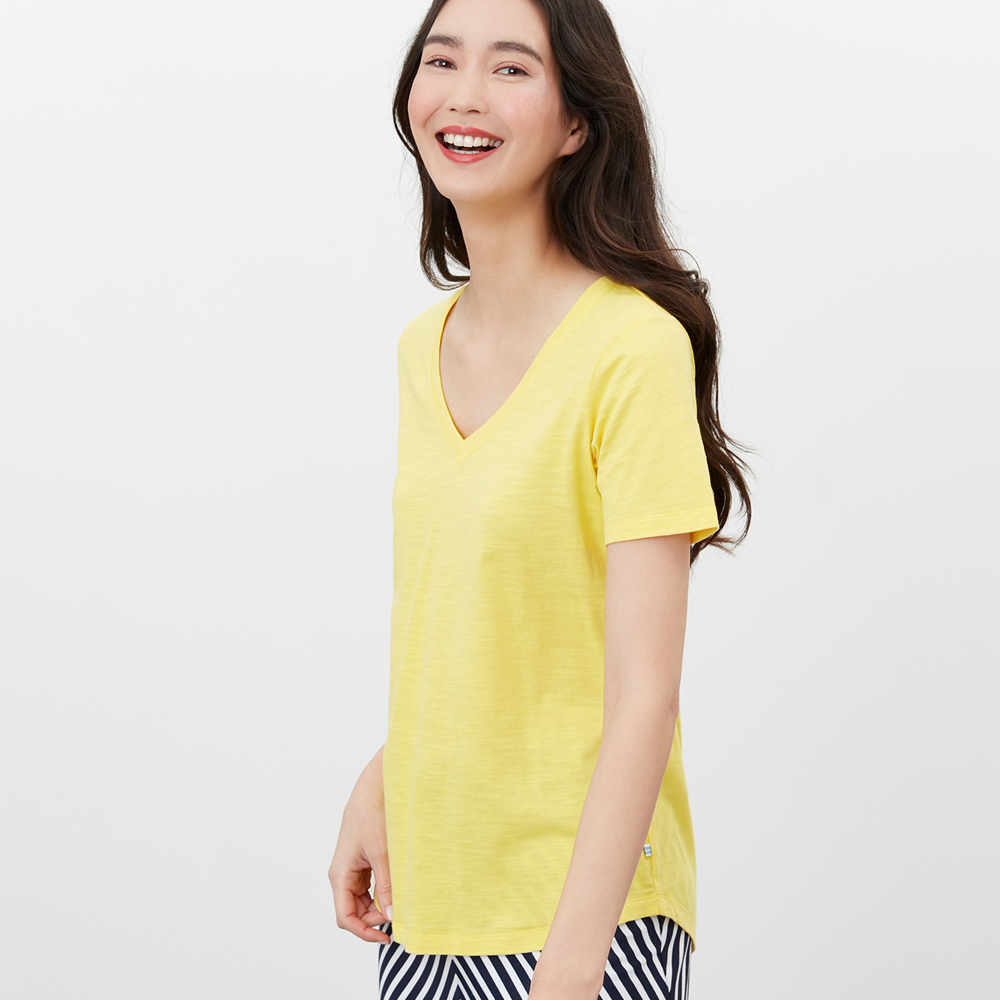 Joules Celina V Neck T-Shirt