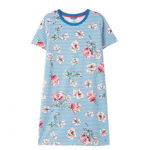 Joules Liberty Print A line Jersey Dress