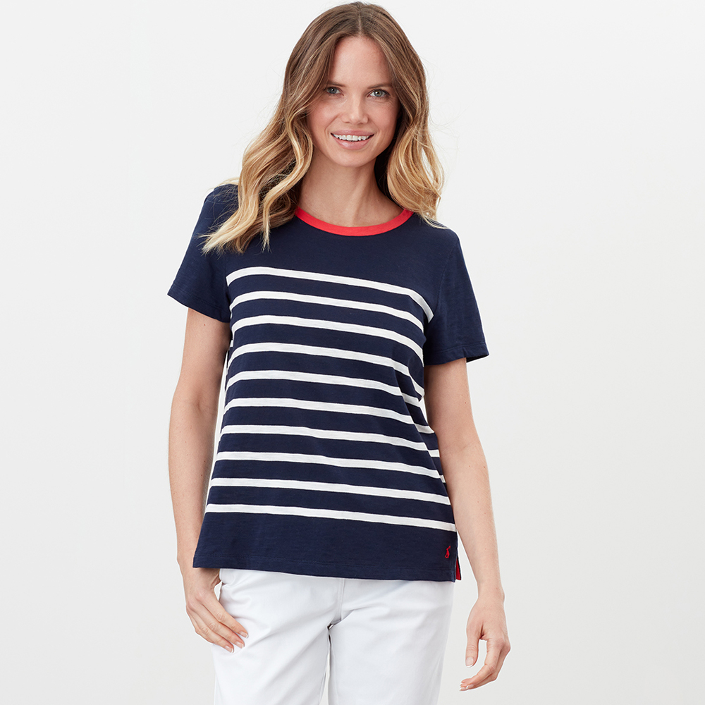 Joules Carley Classic Crew T-Shirt