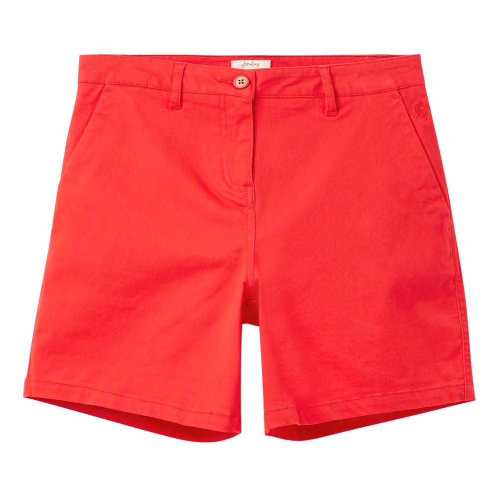 Joules Mid Thigh Length Chino Shorts