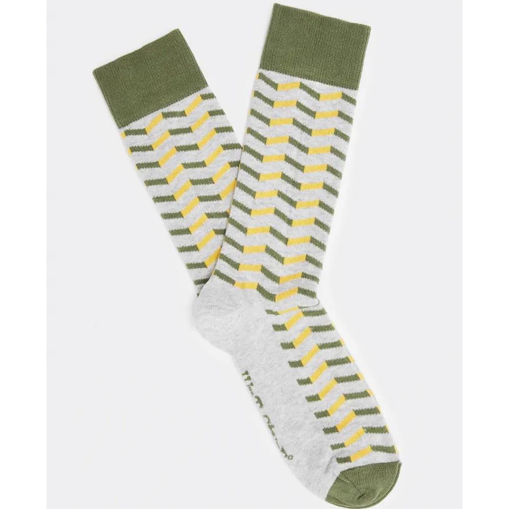 White Stuff Chevron Sock