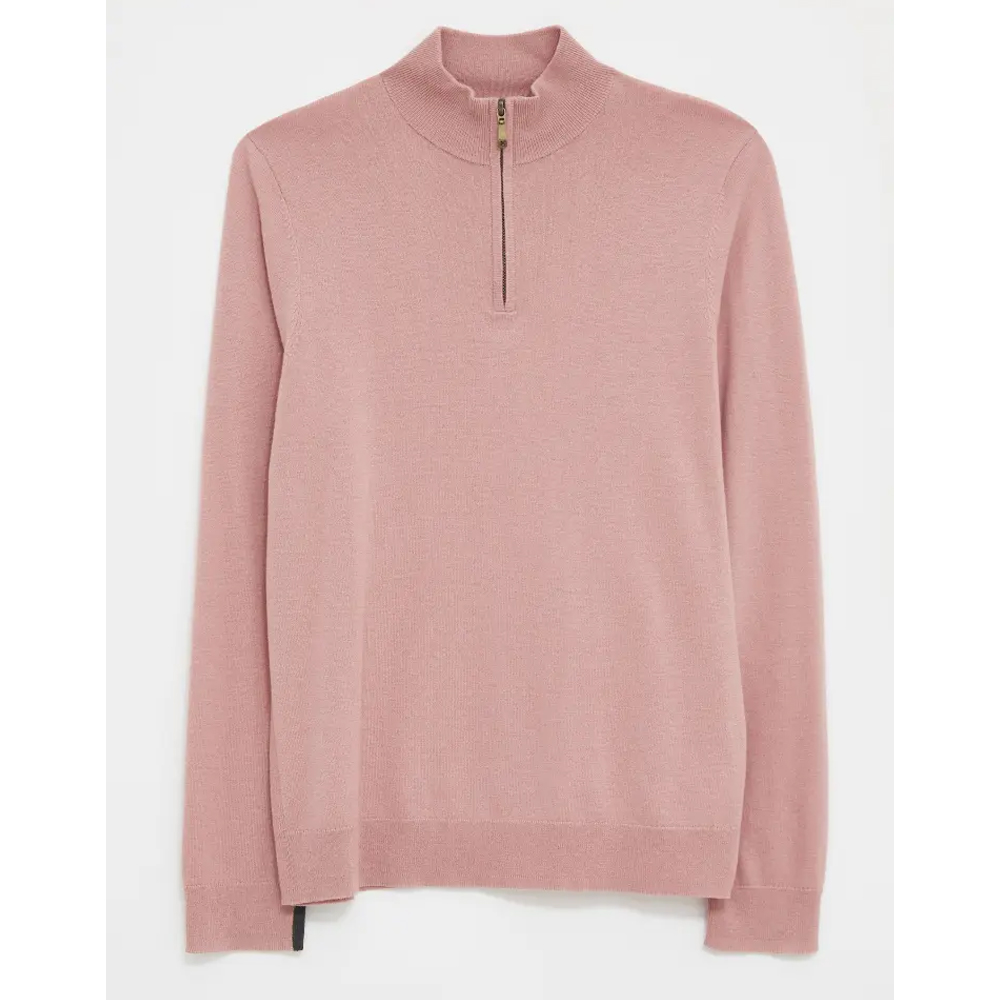 White Stuff Allder Quarter Zip Neck