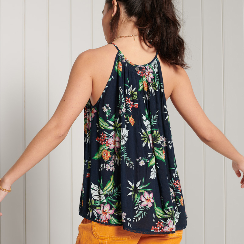 Superdry Beach Cami Top