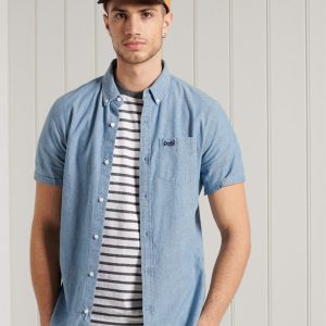 Superdry Organic Cotton Classic University Oxford Shirt
