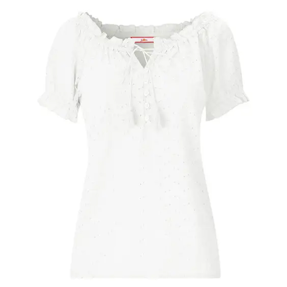 Joe Browns Broderie Anglaise Top