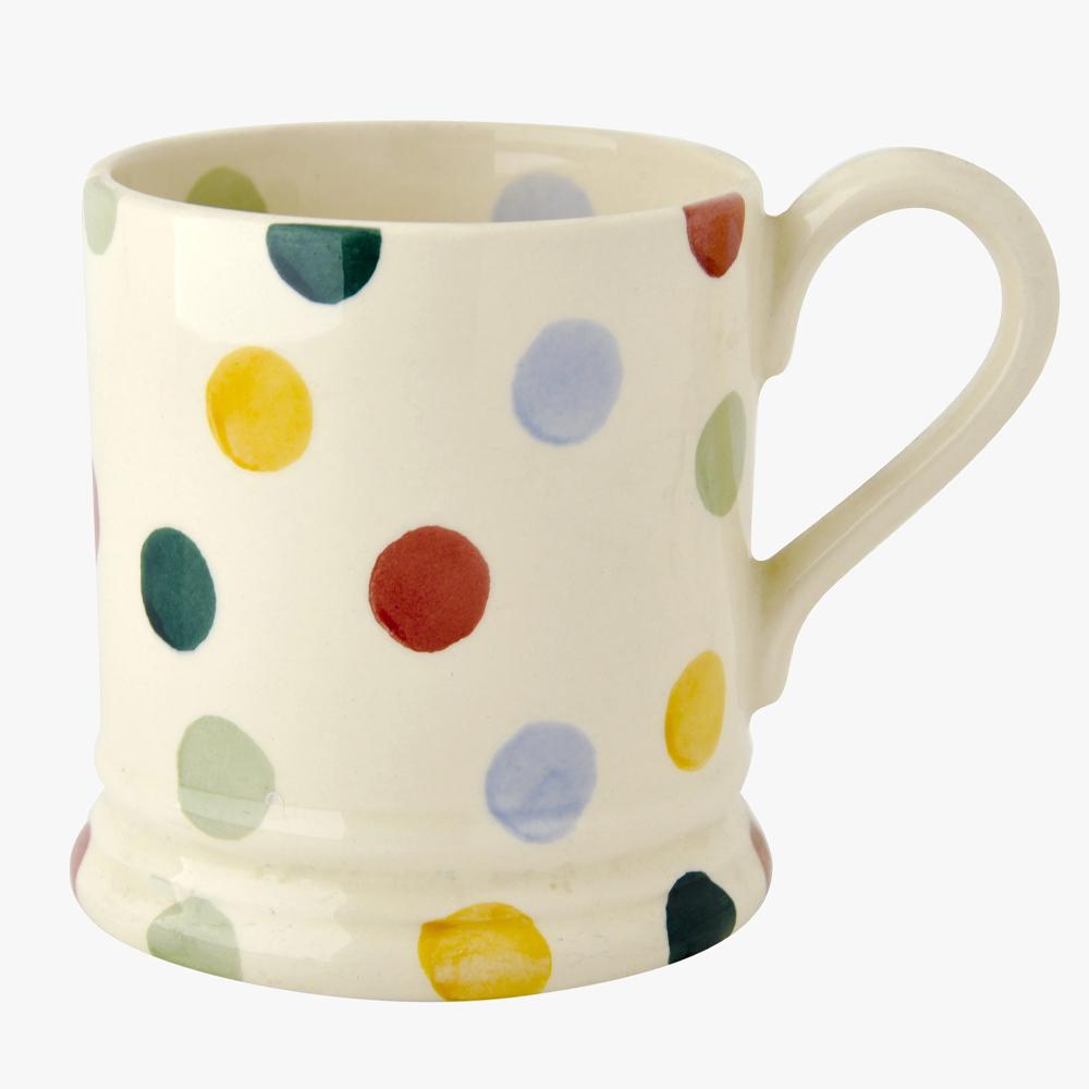 Emma Bridgewater Polka Dot 1/2 Pint Mug