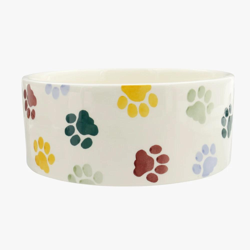 Emma Bridgewater Polka Paws Small Pet Bowl