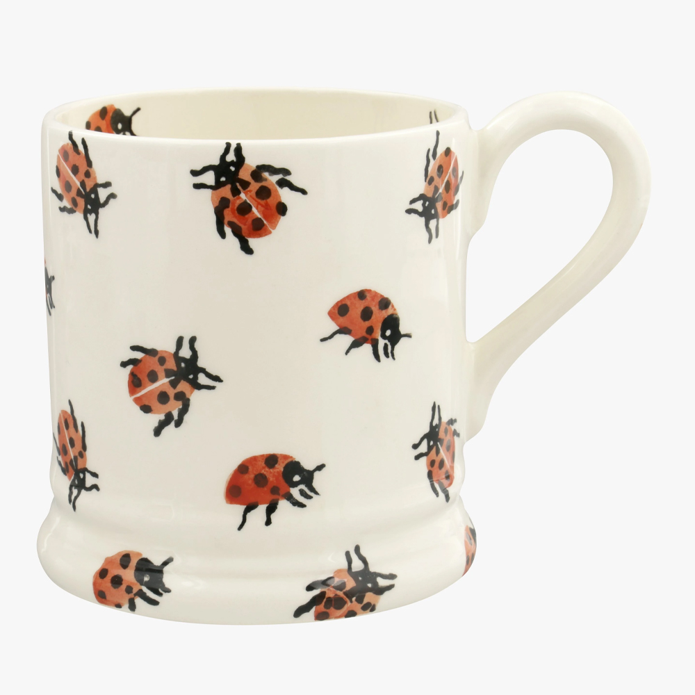 Emma Bridgewater Insects Ladybird 1/2 Pint Mug