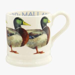 Emma Bridgewater Birds Mallard 1/2 Pint Mug