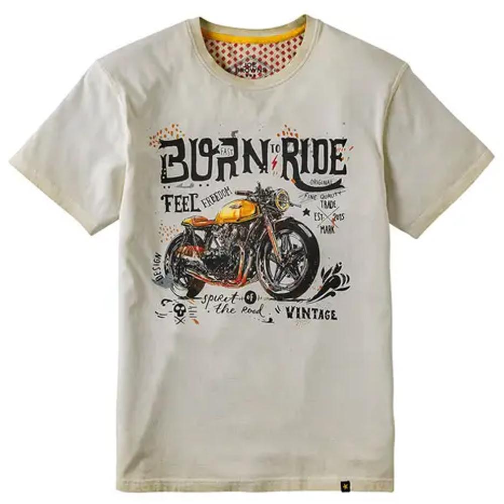 Joe Browns Born To Ride Tee