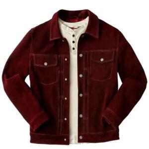 Joe Browns Good Times Suede Jacket