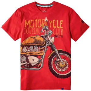 Joe Browns Motorcycle Club Tee