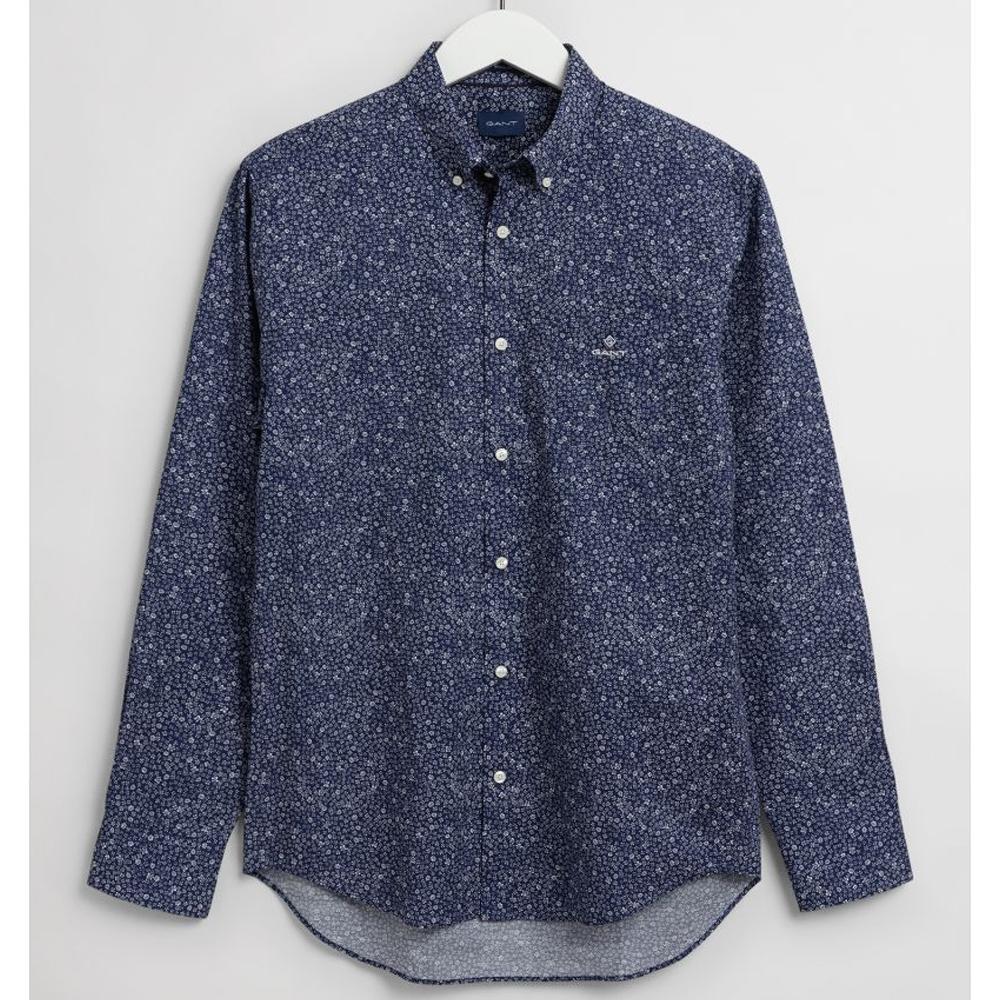 GANT Regular Fit Freedom Flower Print Shirt
