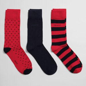 GANT 3-Pack Mixed Socks