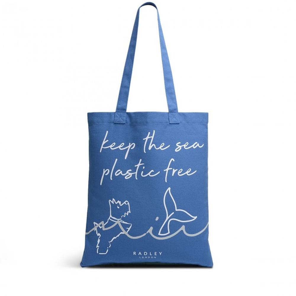 Radley  KEEP THE SEA PLASTIC FREE MEDIUM TOTE BAG