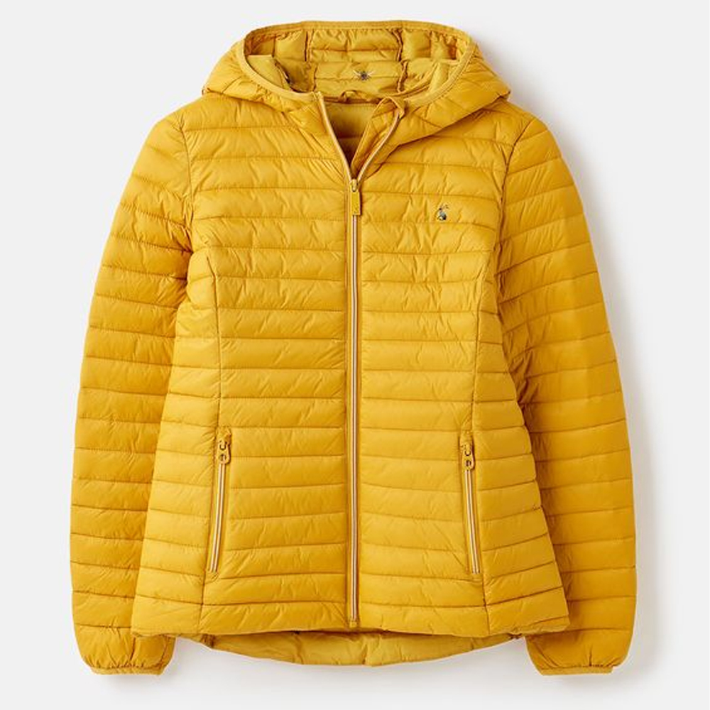 Snug Jacket Water Resistant Packable Puffer Coat