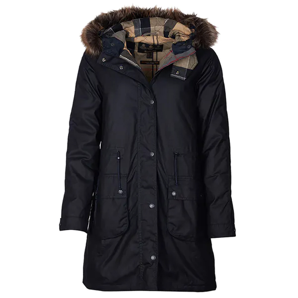 Barbour Mull Wax Jacket