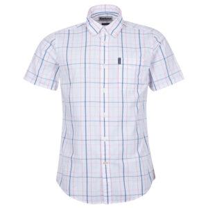 Barbour Tattersall 18 S/S Tailored Shirt