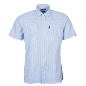 Barbour Linen Mix 10 S/S Summer Shirt