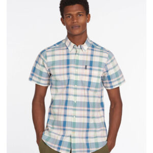 Barbour Highland Check 55 S/S Tailored Shirt