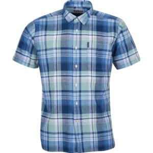 Barbour Linen Mix 9 S/S Summer Shirt