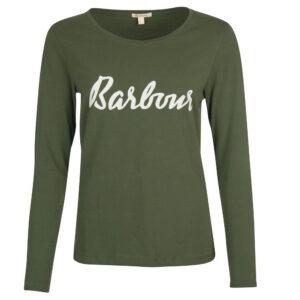 Barbour Rebecca Long sleeve Tee