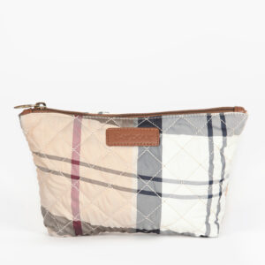 Barbour Quilted Washbag