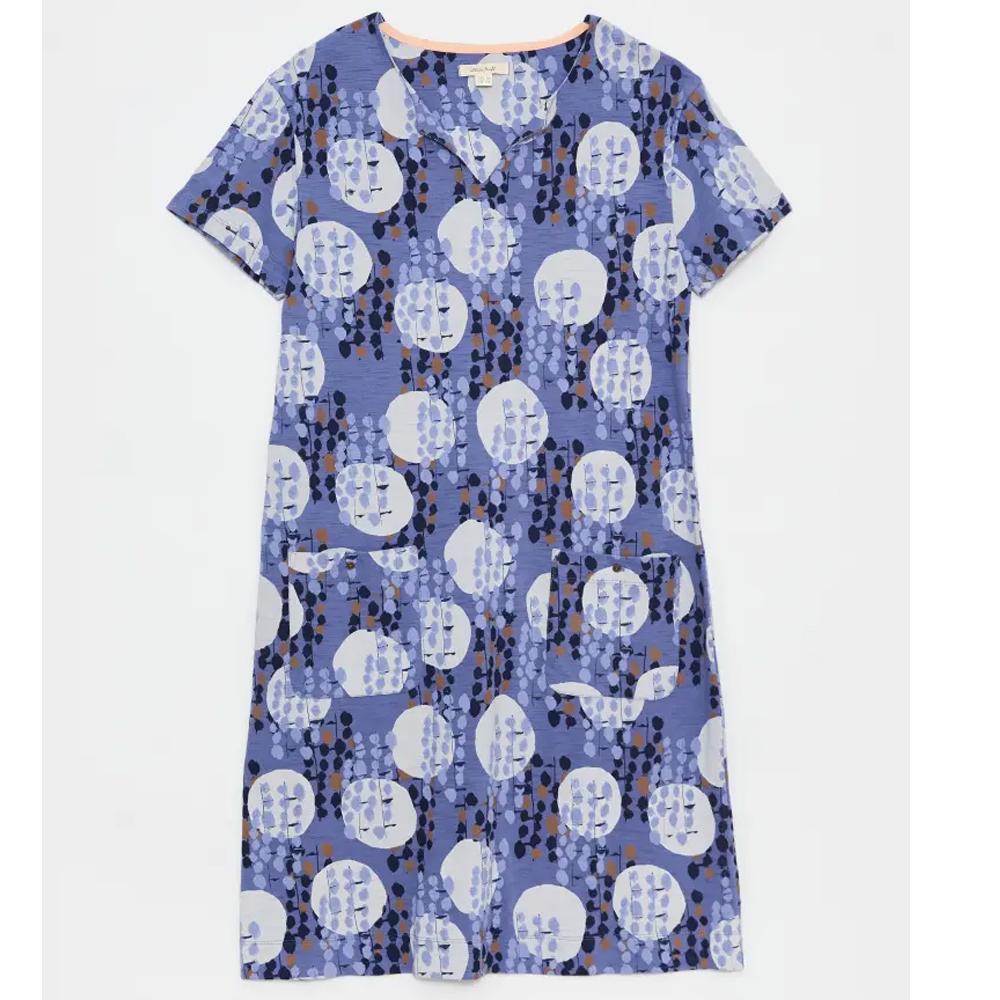 White Stuff Jenna Fairtrade Jersey Dress