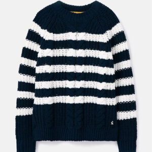 Joules Seaford Chenille Cable Jumper