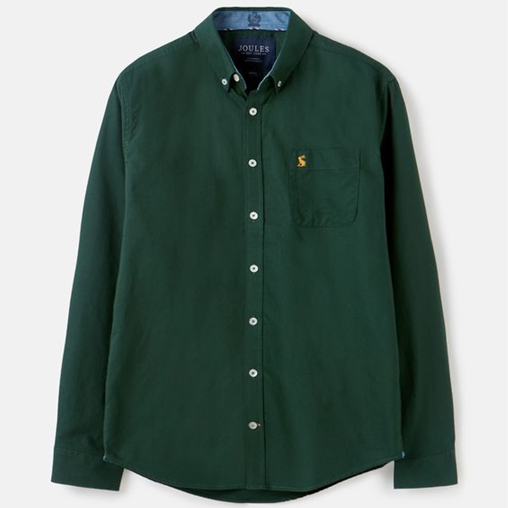 Joules Oxford Classic Fit Long Sleeve Shirt