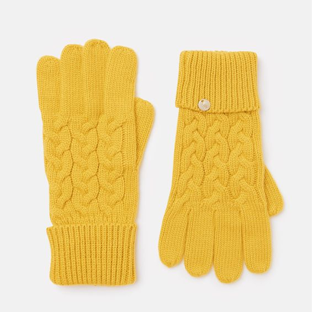 Joules Elena Gloves Cable Glove