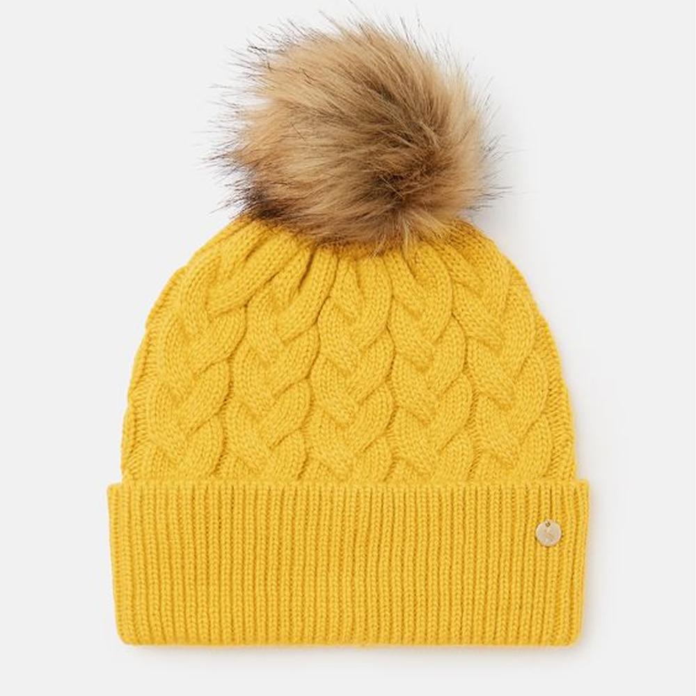 Joules Elena Hat Cable Hat