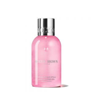 Molton Brown Hand sanitizer rhubarb & rose 100ml