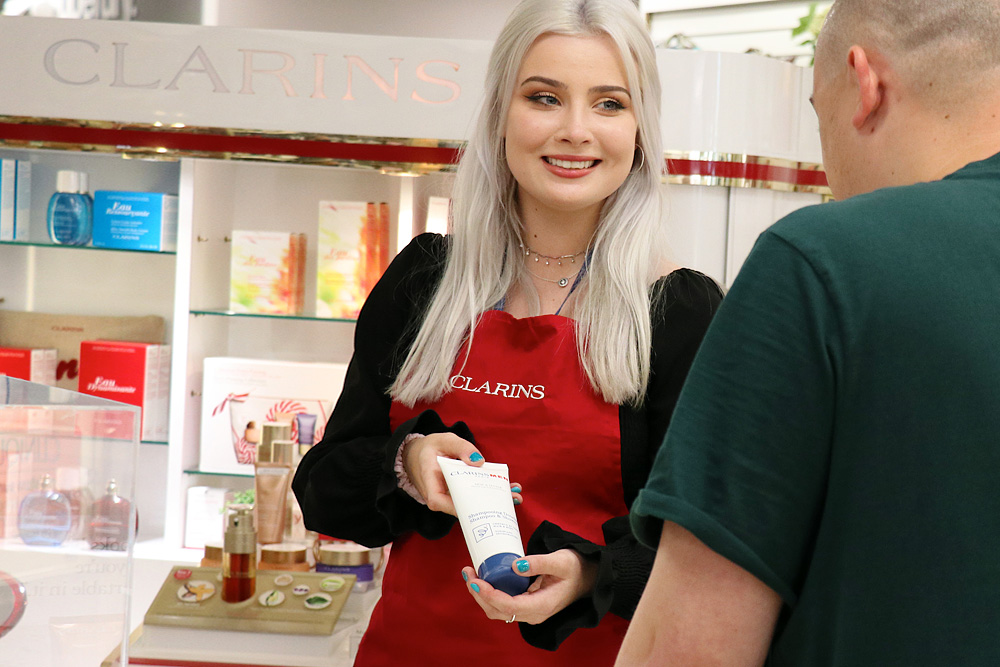 Clarins Beauty at Goulds
