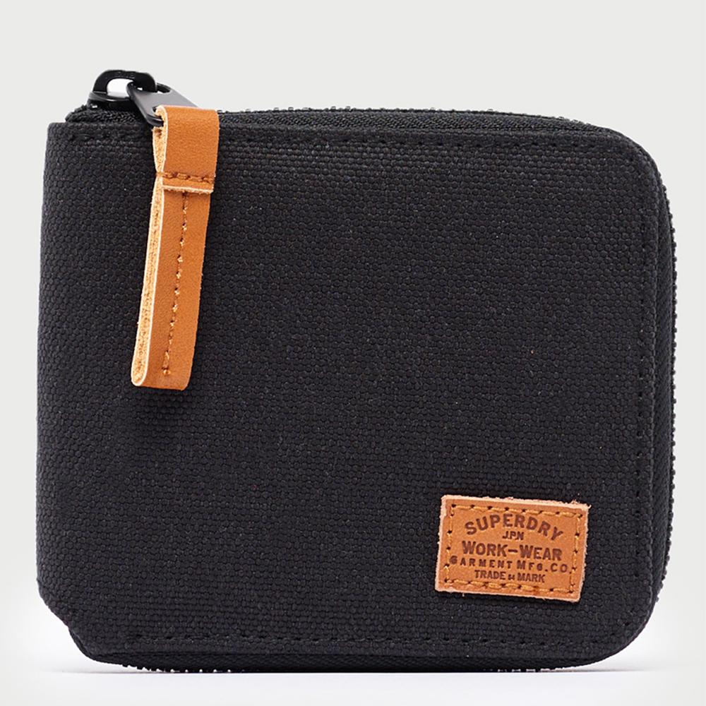 Superdry Classic Fabric Zip Wallet
